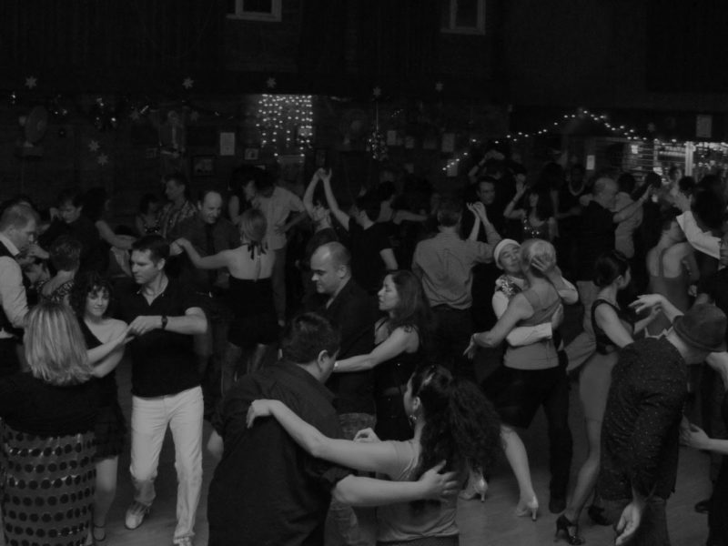 Image of Social Dancing in a salsa club in bogota, Salsa Lessons in Bogota.