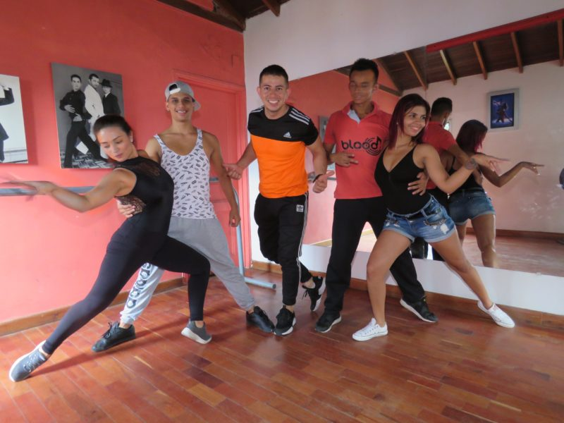 salsa community in colombia